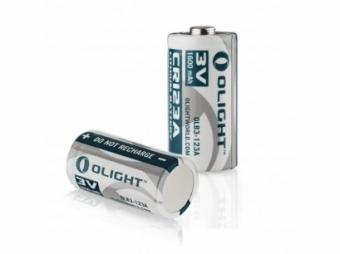 Baterie OLIGHT CR123A nedobíjecí 1600 mAh 3V