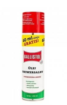 Olej na zbraně Ballistol 240 ml spray