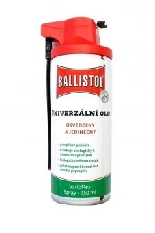 Olej na zbraně Ballistol 350 ml spray
