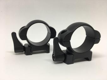 Rychloupínací ocelová montáž WEAVER