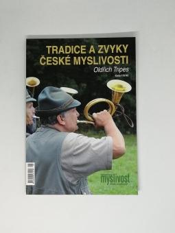 Knížka -  Tradice a zvyky české myslivosti