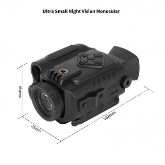 Monokulár Bestguarder NV-600
