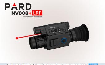 PARD NV008+ LRF