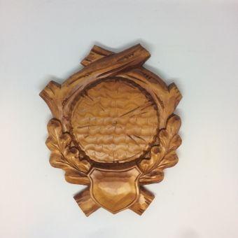 Podložka pod trofej - srnčí č. 4, 26x21 cm