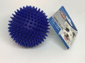 Pískací míček ježek