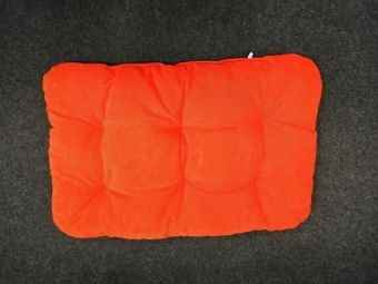Pelíšek pro psa oranžový