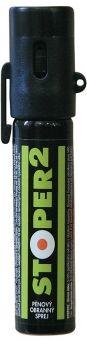 Pepřový obranný spray STOPER 2 (20ml) - pěna