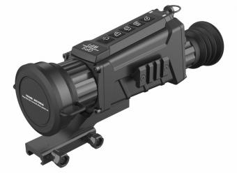 Hikvision termovizní Zaměřovač 3,1-12,4x Čočka 50mm